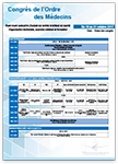 Programme synoptique 2017